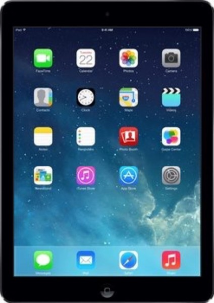 Apple iPad Air - 9.7 Zoll - 16GB - WiFi + 4G - Space Gray