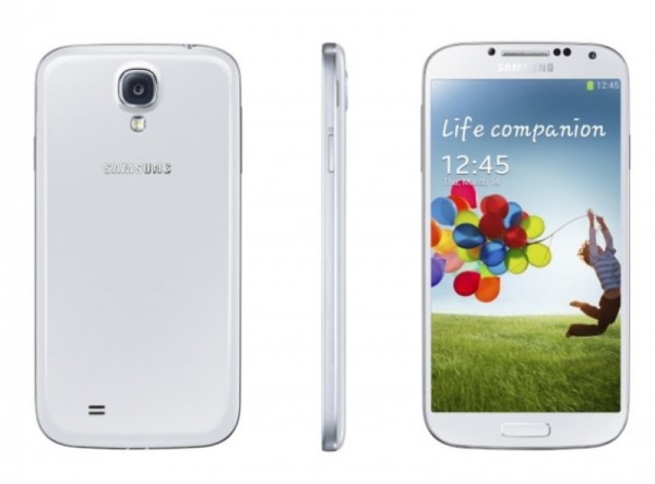 """Samsung Galaxy S4 LTE 16GB 5"""" 13MP - AMOLED - Android - Weiss"""