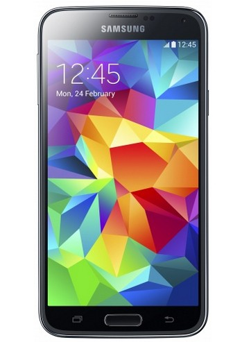 Samsung Galaxy S5 SM-G900W8 16GB - black - only english