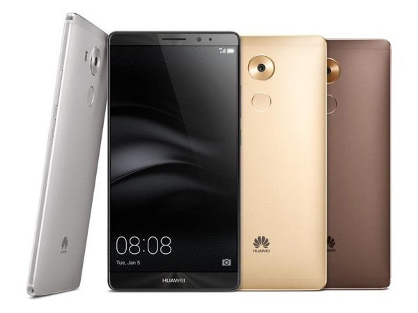 Huawei Mate 8 - Space Gray