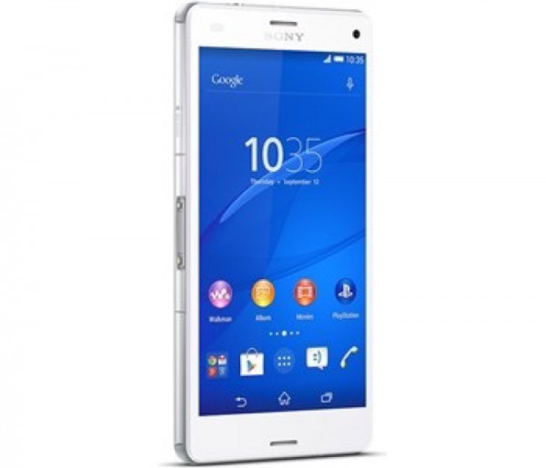 Sony Xperia Z3 Compact D5833 - Weiss
