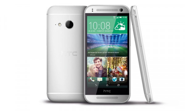 HTC One mini 2, 11,4 cm (4.5 Zoll), 1 GB, 16 GB, 13 MP, Android, Silber