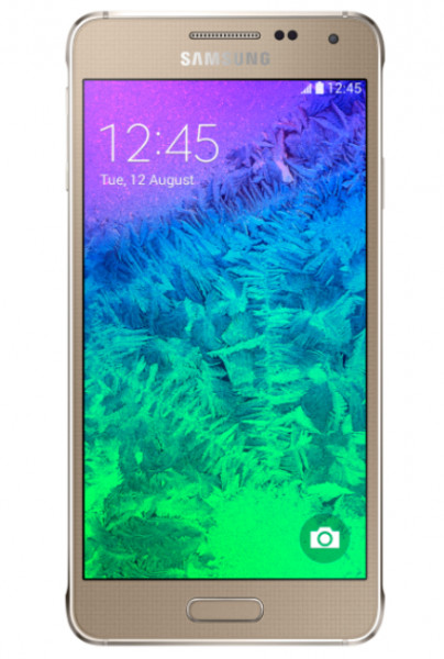 Samsung Galaxy Alpha G850F - Frosted Gold