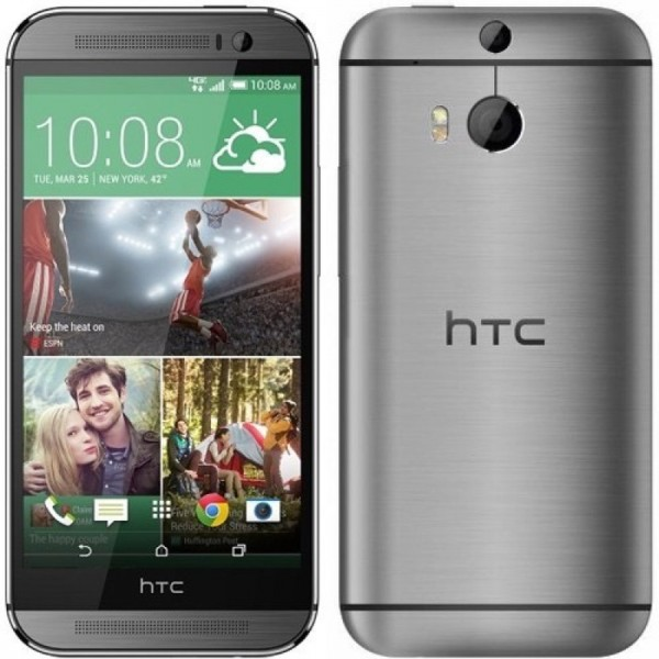 HTC One mini 2 16GB - Grau