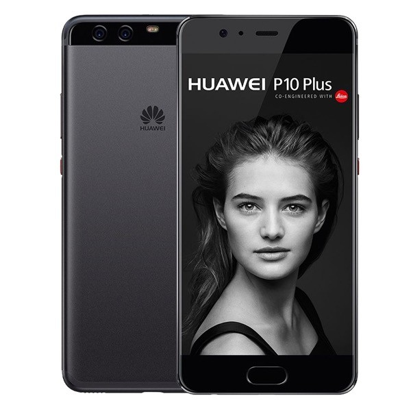 Huawei P10 Plus - 64GB - Graphite Black